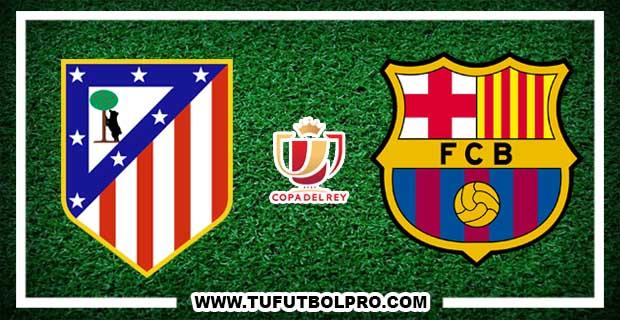 Ver Atlético Madrid vs Barcelona EN VIVO Por Internet Hoy 1 de Febrero 2017
