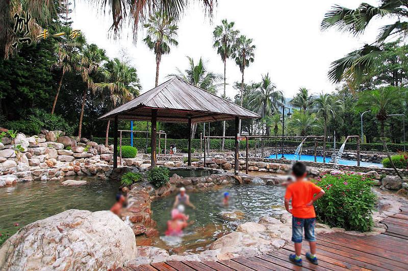 泰雅渡假村露天溫泉