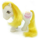 My Little Pony Vanilla Treat UK & Europe  Cookery Ponies G1 Pony