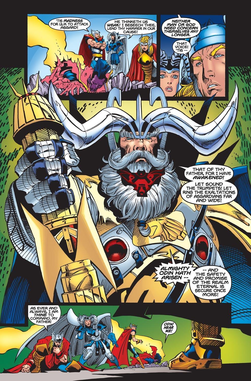 Thor (1998) Issue #35 #36 - English 33