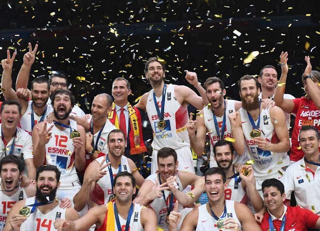 La FIBA deja sin Eurobasket 2017 a España y otras 13 selecciones más
