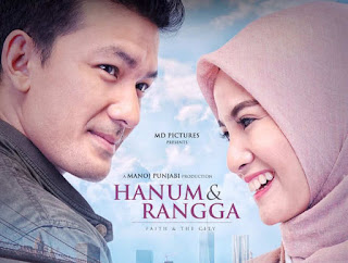 Download Film Hanum Dan Rangga Faith And The City (2018)  - Dunia21