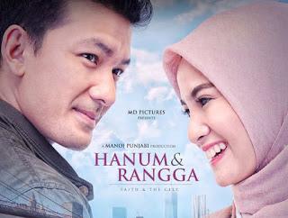 Download Film Hanum Dan Rangga Faith And The City (2018)  - Dunia21