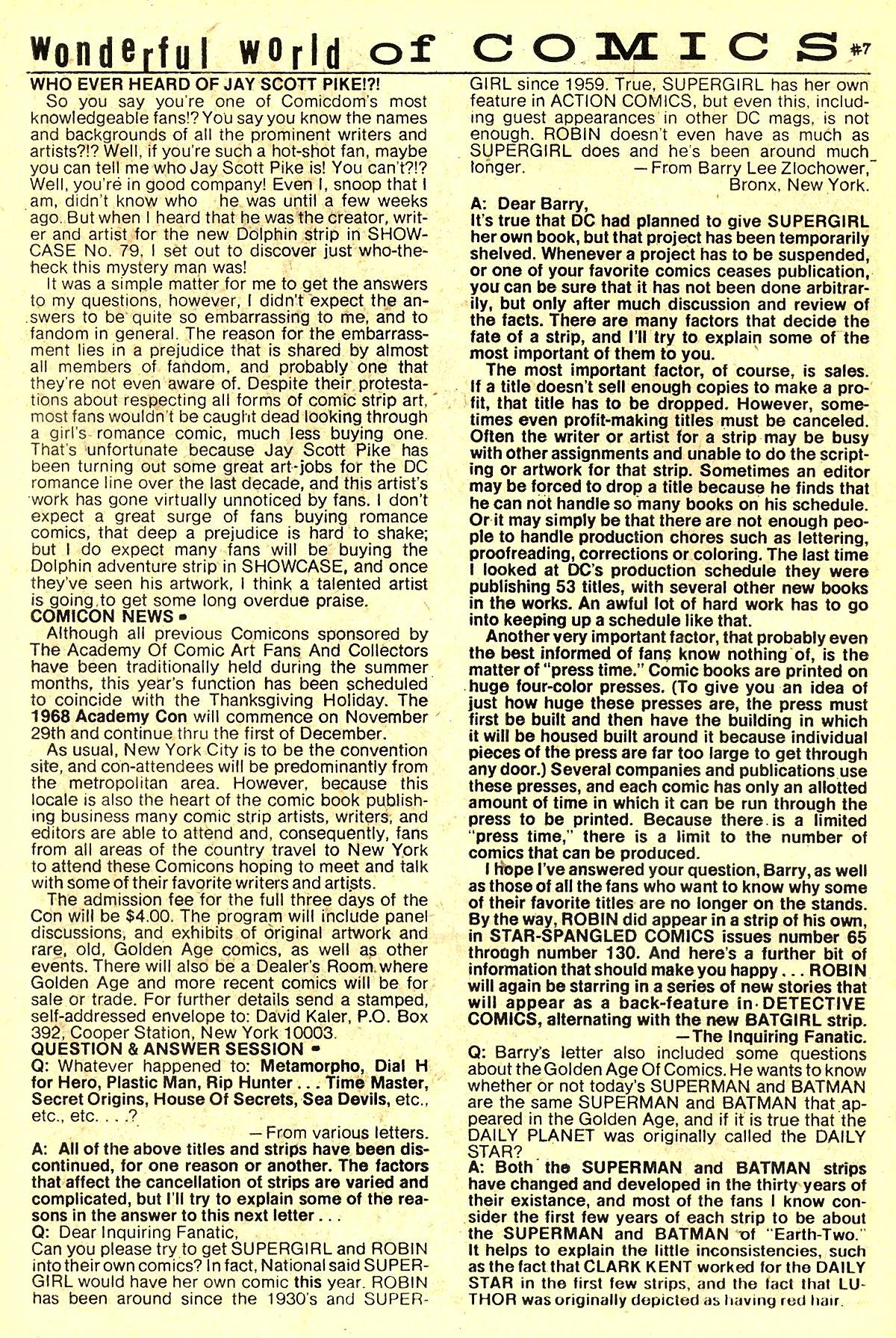 Strange Adventures (1950) issue 216 - Page 22
