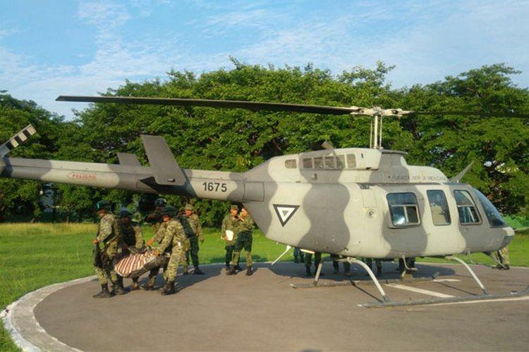 Río arrastra a convoy del Ejército en Guerrero; mueren tres y hay 7 desaparecidos