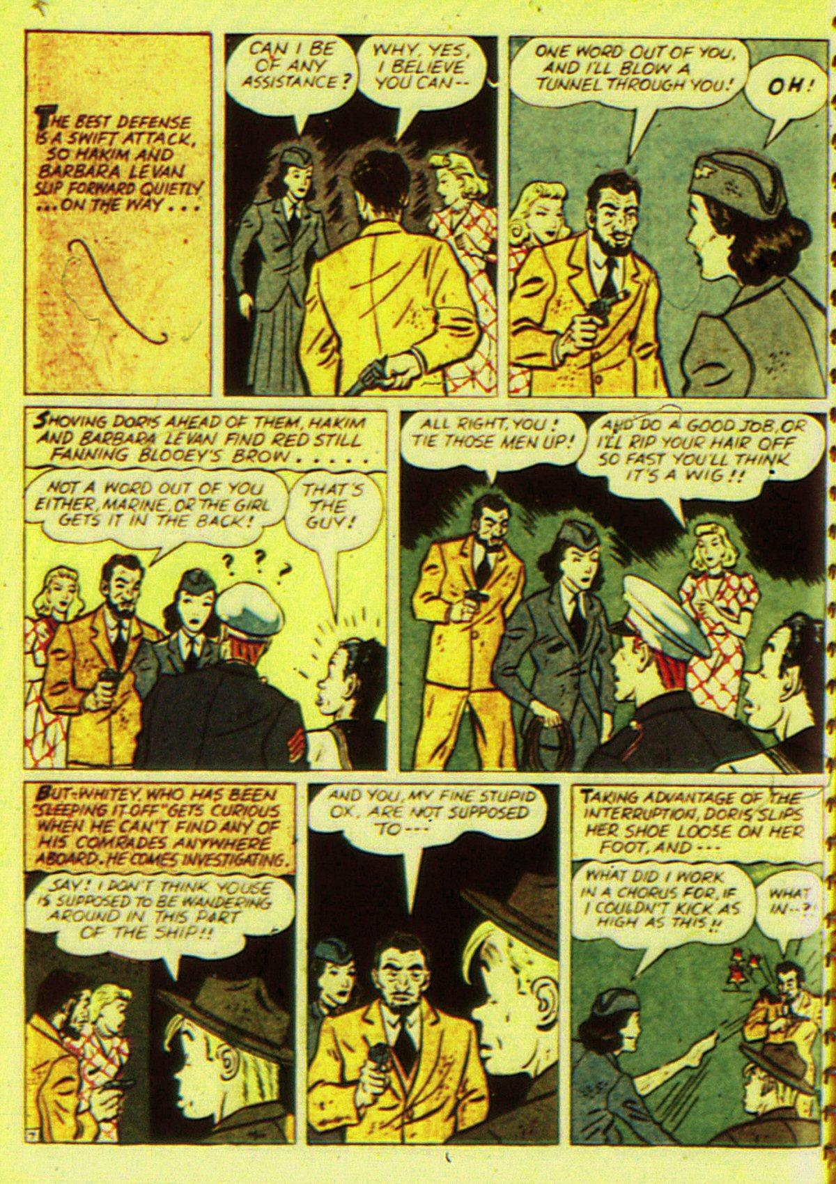 Read online All-American Comics (1939) comic -  Issue #20 - 65