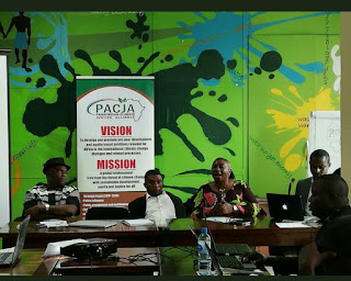PACJA, CSDevNet Build Stronger Coalition for Climate Change and Sustainable Development in Nigeria