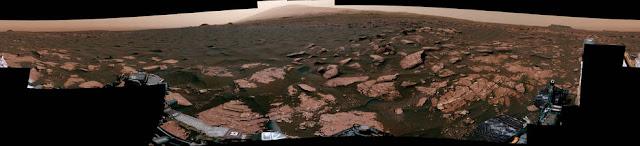 عينات ناسا تكشف الكثبان الخطية النشطة على المريخ
