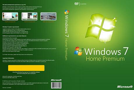 Windows 7 Home Premium Download Free Full Version 32 & 64 bit