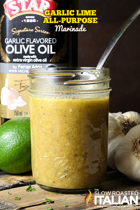 http://www.theslowroasteditalian.com/2015/09/garlic-lime-all-purpose-marinade-recipe.html