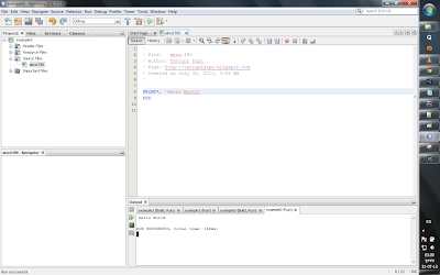 Cygwin Fortran Compiler