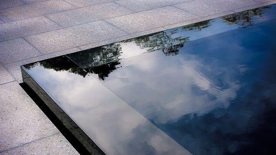 fantana minimalista, gradina design, peisagist, arhitect, firma constructii iaz, modern dizain