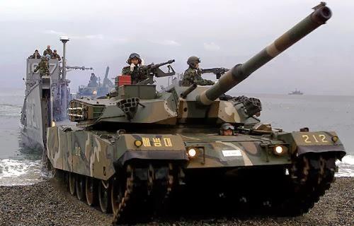 Angkatan Darat Korea Selatan