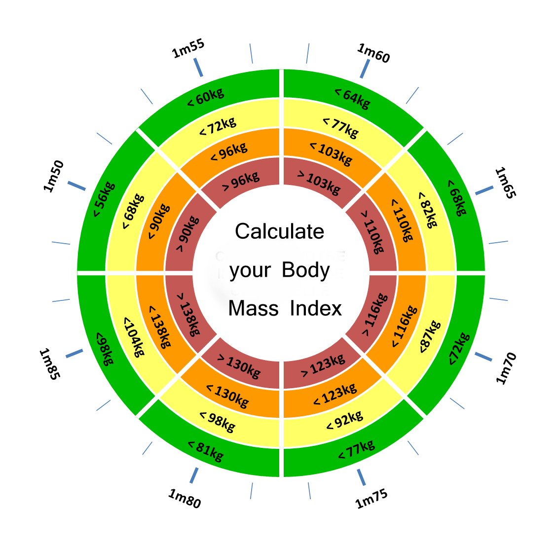 Weight Loss And Calculating Body Mass Index Weight Loss Programs
