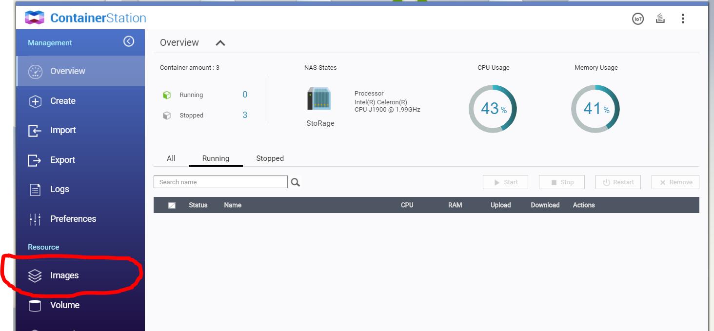 SQL Server 2019 on QNAP NAS Container Station | SQL server