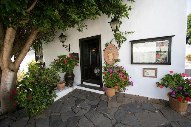 Ristorante Santa Maria aBetancuria-Fuerteventura