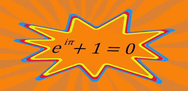 La explosiva fórmula de Euler e^(iπ)+1=0
