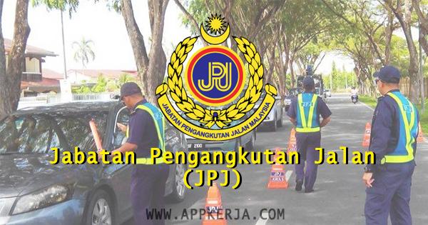 Jawatan Kosong Jabatan Pengangkutan Jalan (JPJ) - Terbuka 2019