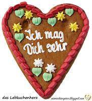 Niemiecki w opiece - das Lebkuchenherz