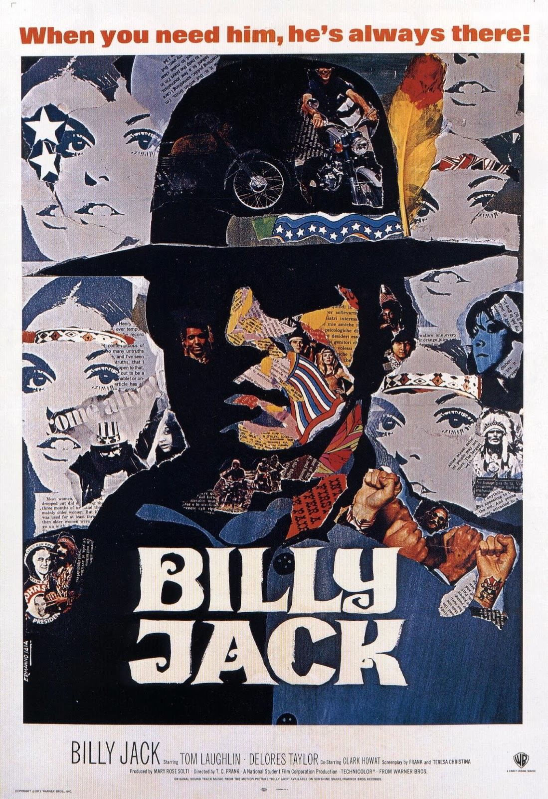 who played billy jack in the movie billy jack