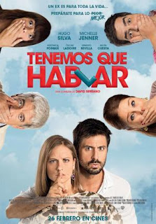 Tenemos que hablar (2016) Comedia romantica de David Serrano