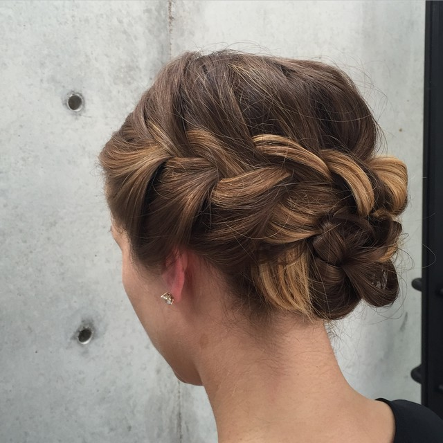Long Hairstyles Braids And Blues