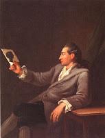 Goethe gemalt von G.M.Kraus 1775