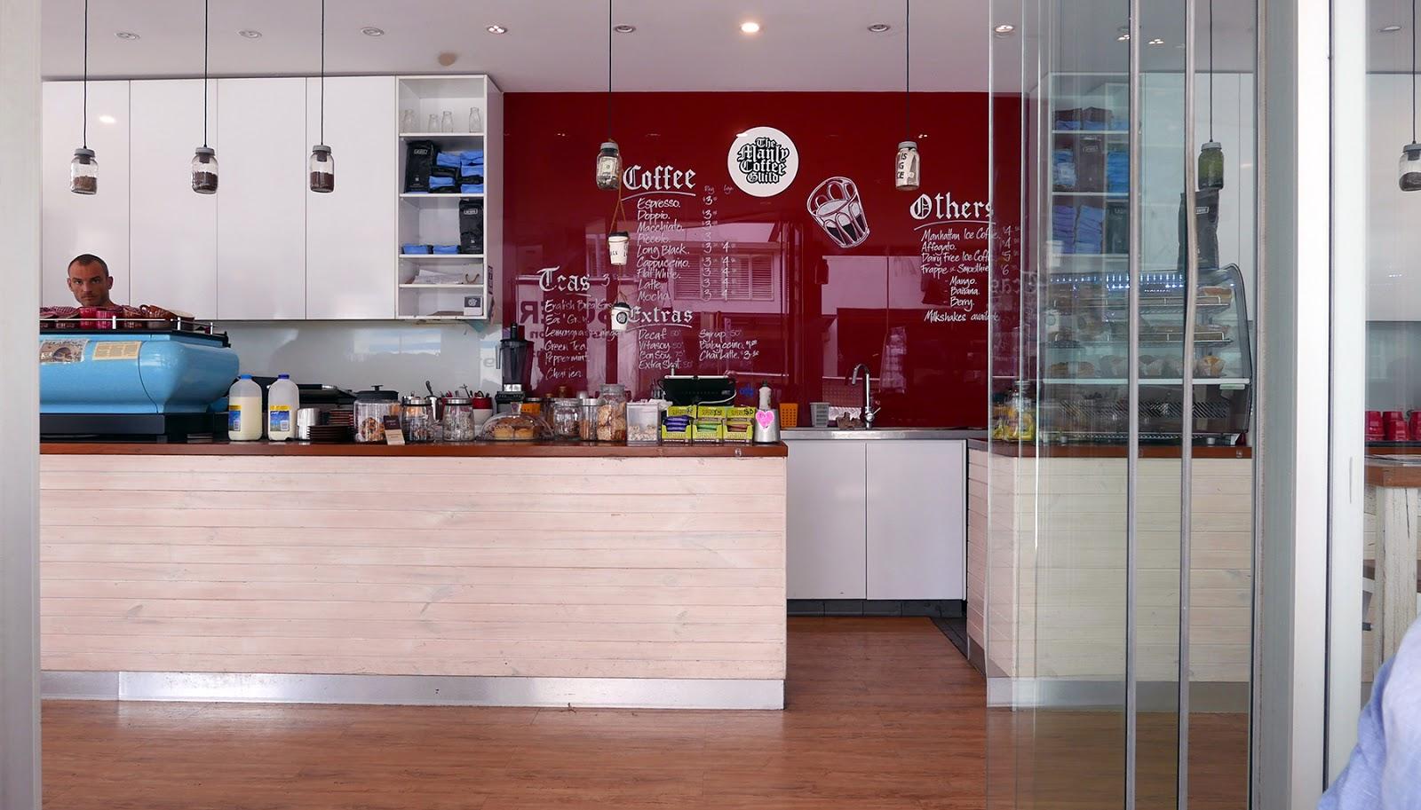 Euriental | luxury travel & style | Manly Coffee Guild, Sydney, Australia
