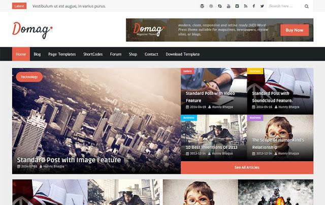 200 Template Blogspot Responsive tốt nhất 2015