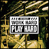 Wiz Khalifa Ft. Chris Brown, Big Sean & Nicki Minaj - Work Hard Play Hard (Remix) (Clean / Explicit) - Single