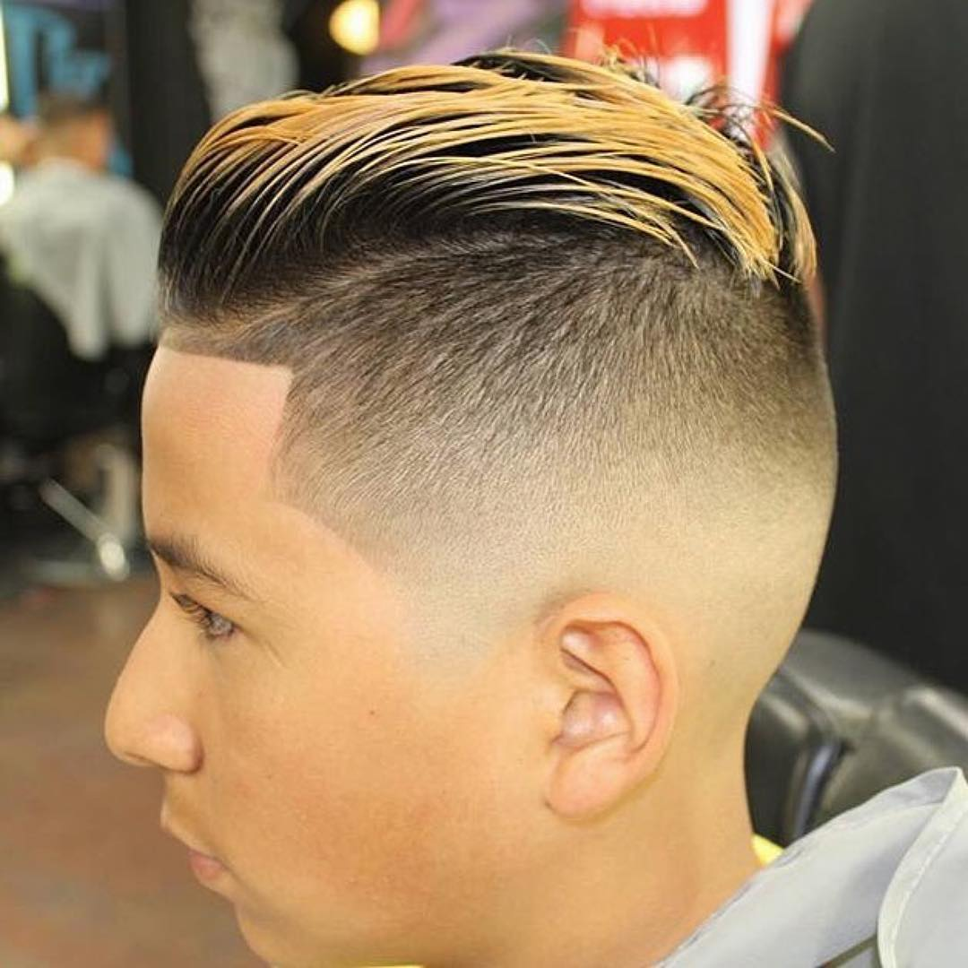 11 new fade haircuts for men 2016   hairstyles and haircare