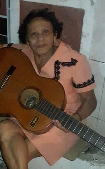 """Morre aos 88 anos  em Olho D'Água do Casado, popular """"Sinhá Leite"""""""
