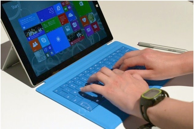 Check out The New Microsoft Surface Pro 3 with 12-inch screen