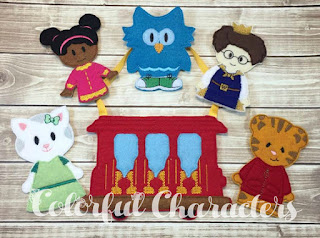 etsy puppets