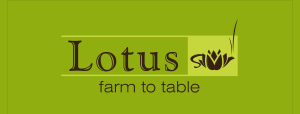 lotus farm to table