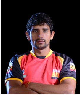 Gurvinder Singh, Pro Kabaddi Season 6