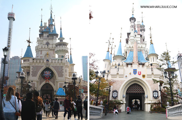 lotte world ticket price 2017