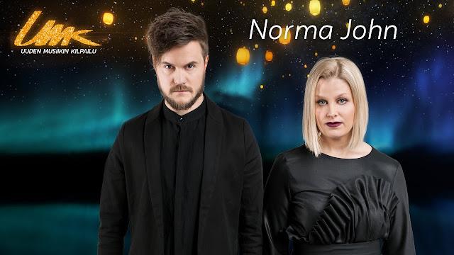 Norma John / Eurovision 2017 / Finland