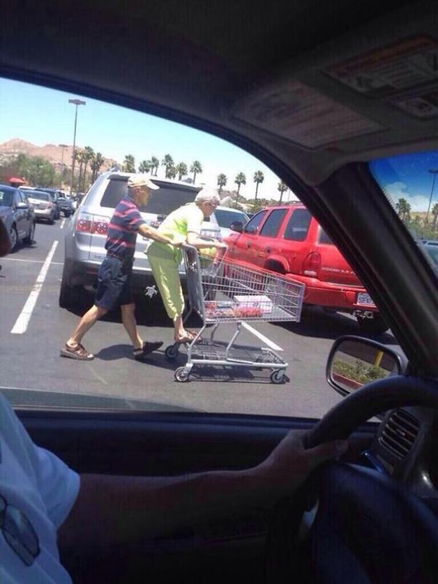 O amor não tem limite de idade