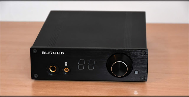 Burson Play Basic DAC/AMP Review - Audiophile-Heaven