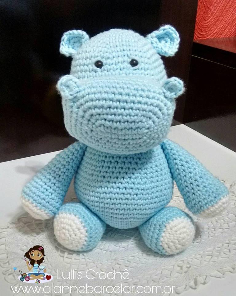 Círculo Kit Amigurumi (Safári Baby) Lã Formosa | 960x768