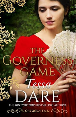 Review | The Governess Game by Tessa Dare