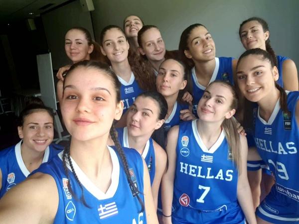 ΕΟΚ | Εθνική Κορασίδων: Μαυροβούνιο-Ελλάδα 34-64