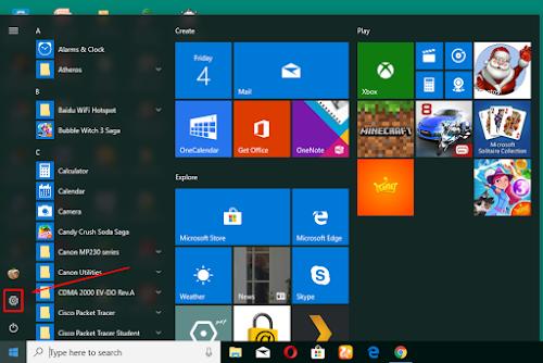 Cara reset windows 10 tanpa kehilang FIle