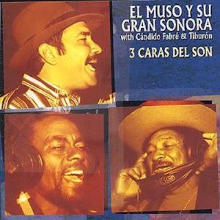El Muso y Su Gran Sonora Album Las Tres Caras del Son