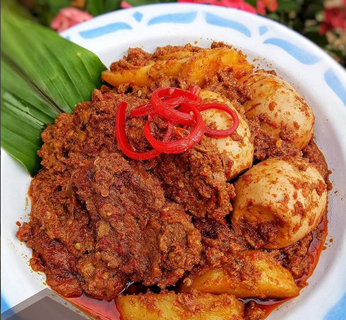 How to make RENDANG, indonesian food, the best food, delicius food, easy food