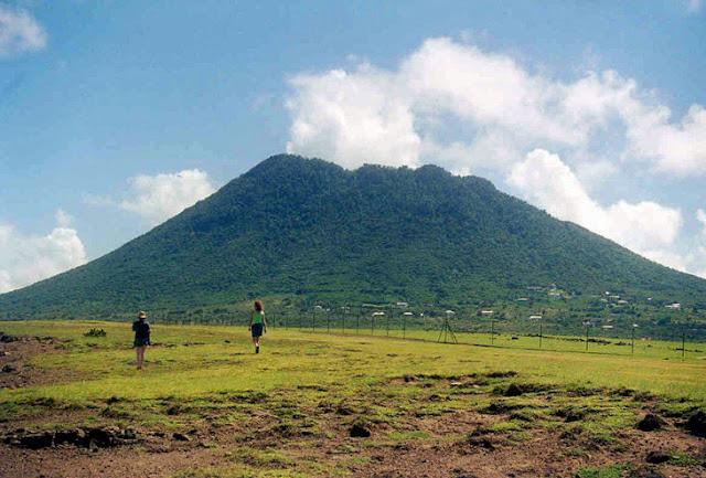 The Quill, St Eustatius