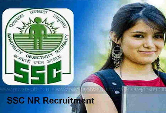 SSC NR Recruitment