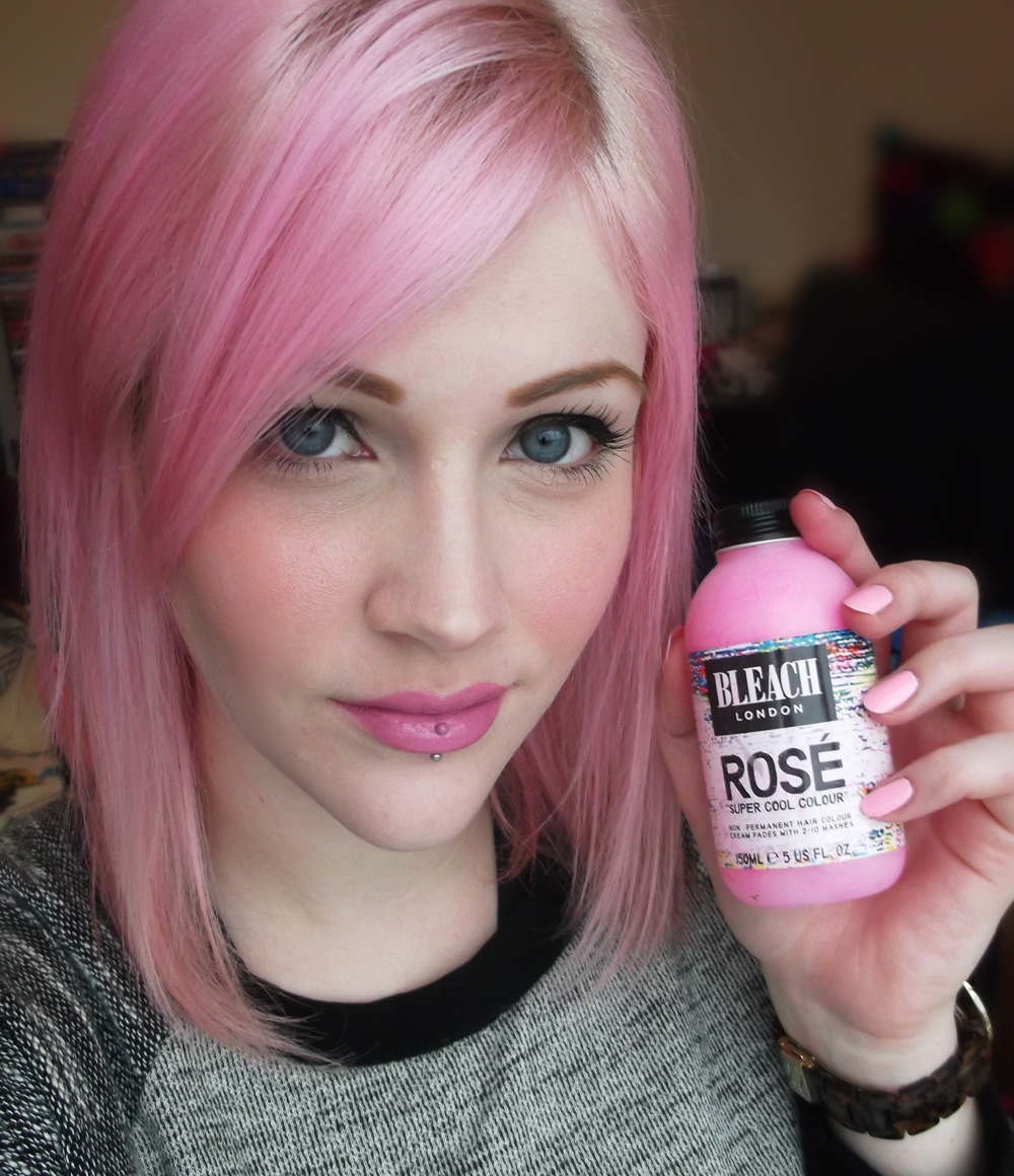 Pink Hair Bleach London | newhairstylesformen2014.com