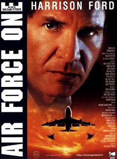 Air Force One 1997 Dual Audio Hindi 480p BluRay 400MB